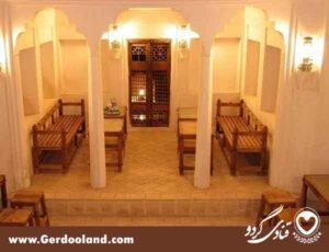 خانه تاریخی احسان کاشان