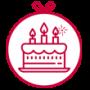 کیک تولد کاشان